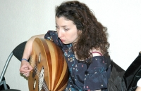 Cours oud individuel Sandra